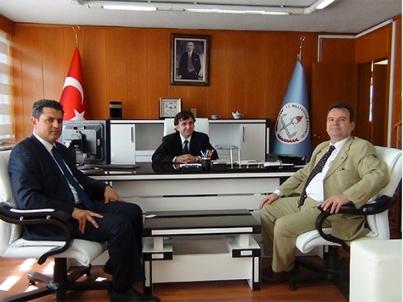 Özel Eğitim ve Rehberlik Hizmetleri Genel Müdürlüğü Ziyareti