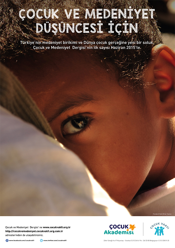 Çocuk ve Medeniyet Dergisi