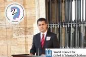 TÜZYEKSAV Dünya Üstün Zekalı ve Üstün Yetenekli Çocuklar Konseyine Türkiye'den Üye Olan İlk Vakıf Oldu